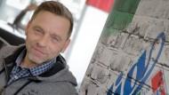 Tabellenführer in der Bezirksliga Berlin: Thomas Häßler