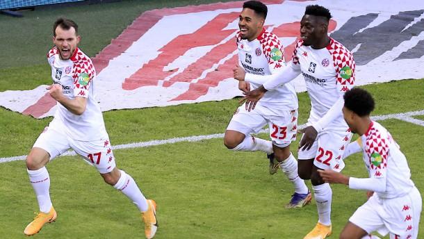 Das erstaunliche Comeback von Mainz 05