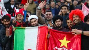Irans Präsidialamt will Stadionverbot für Frauen aufheben