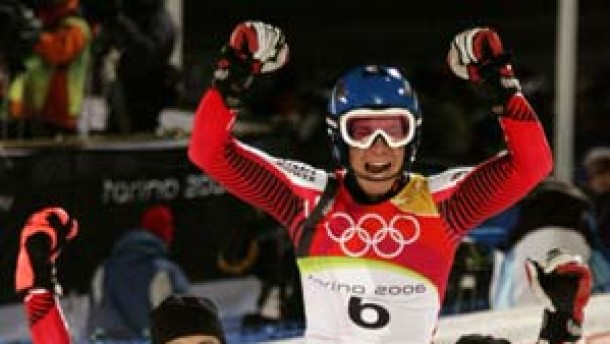 Österreichischer Dreifach-Triumph im Slalom