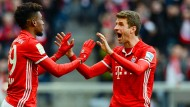 Müller war der beste Spieler auf dem Platz