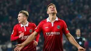 Hannover dreht das Spiel