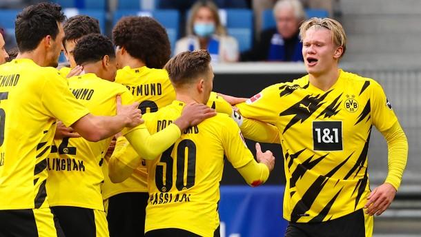 Dortmunder Sieg und ein riskantes Spiel