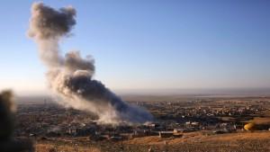 Milizen im Irak drohen türkischen Soldaten