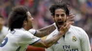 Last-Minute-Sieg für Real vor Bayern-Spiel