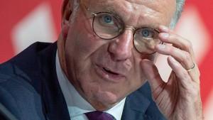 Der FC Bayern wird die Kritik nicht los