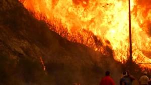Die große Feuerwanderung