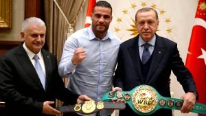Ein WM-Gürtel für Erdogan