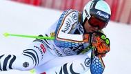 WM-Qualifikation erledigt: Andreas Sander wird in Gröden Fünfter.