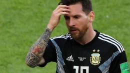 Alles dreht sich um Messi