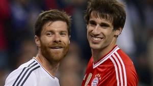 FC Bayern mit Xabi Alonso einig