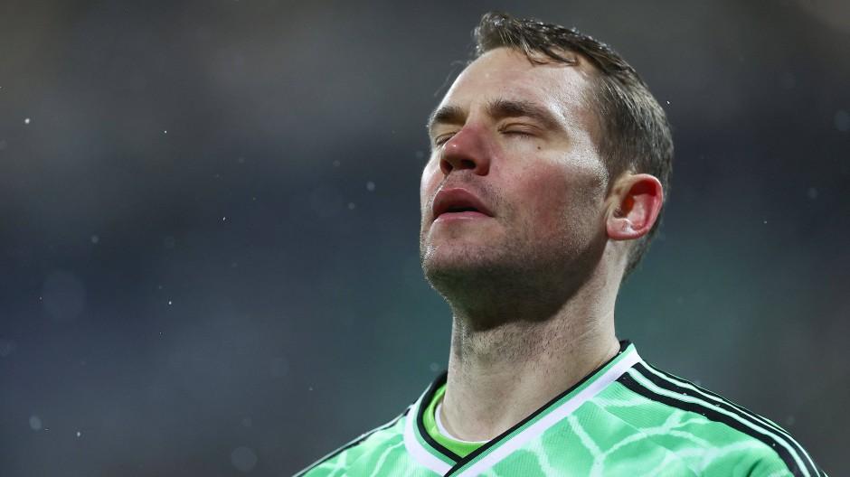 Kein Albtraum: Das Aus im DFB-Pokal für den Bayern und Manuel Neuer ist Realität.