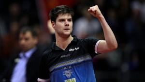 Ovtcharov und Solja sorgen für deutsche Triumphe