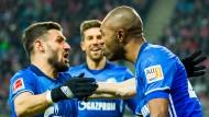 Bundesliga im Liveticker: Schalke - Hannover