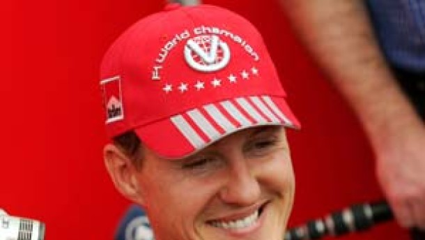 Michael Schumacher unser bester Sportler