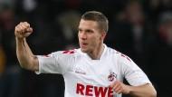 """Einmal Geißbock, immer Geißbock. Podolski fordert: """"Packen wir es gemeinsam an!"""""""