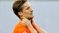 Sandro Sirigu und Darmstadt 98 trauern den verpassten Punkten hinterher