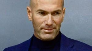 Zidane geht als Magier und Gentleman