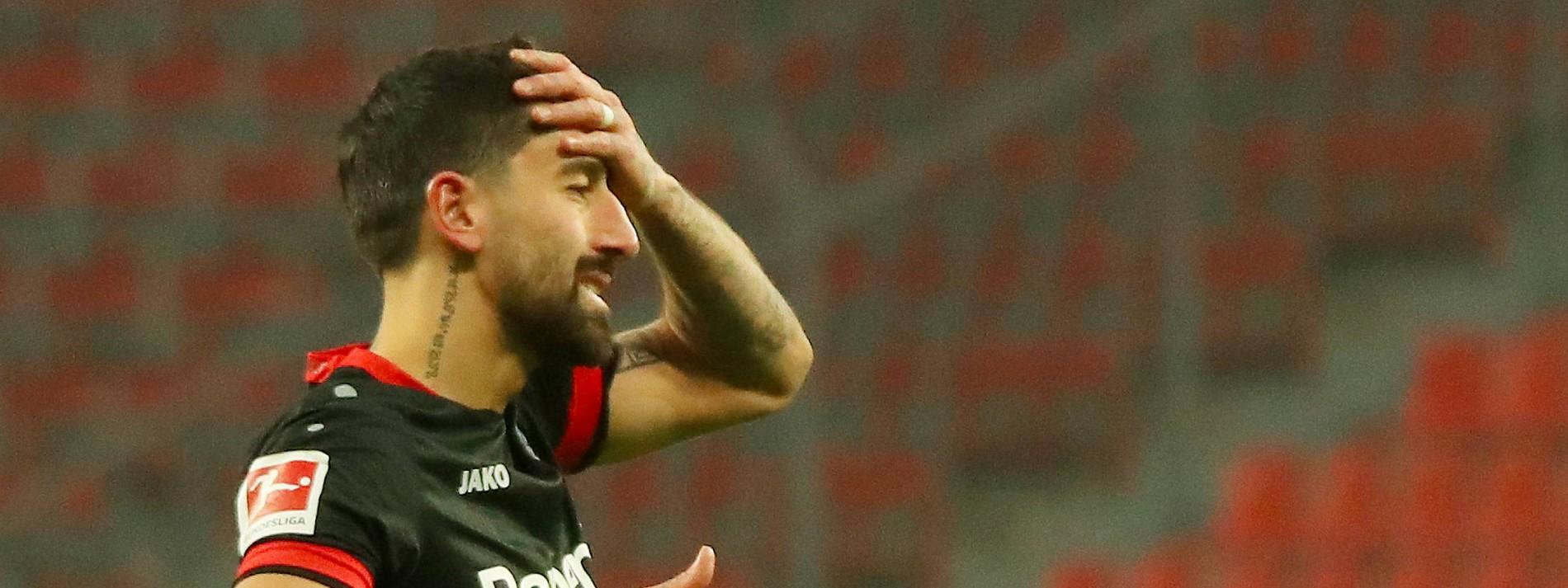 Leverkusen ohne Ideen in der Krise
