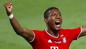 Der FC Bayern und der Plan im Poker mit Alaba