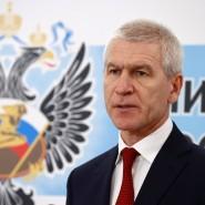 Der russische Sportminister Oleg Matyzin