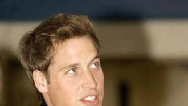 Prinz William wird Präsident des englischen Verbandes