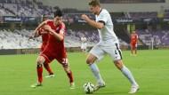 Eintracht verliert Testspiel gegen HSV