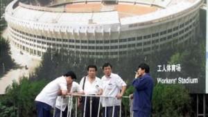 Samaranch pro - Europäisches Parlament contra Peking