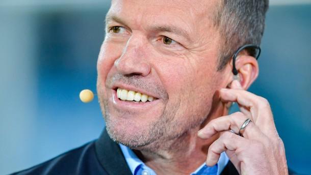 Matthäus als Bundestrainer bereit – unter Bedingungen