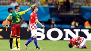 Fifa kommentiert Kamerun-Ermittlung nicht