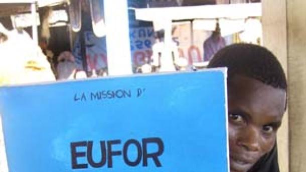 Fast täglich Tote im kongolesischen Wahlkampf