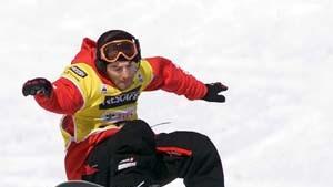Große Erwartungen im Snowboard-Lager