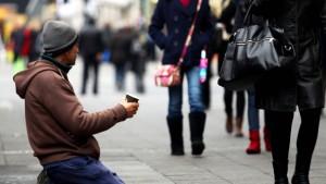 Armut verfestigt sich