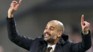 Ein halbes Jahr dirigiert Pep Guardiola noch den FC Bayern, dann verlässt er den Klub.