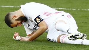 Nächster heftiger Rückschlag für Real Madrid
