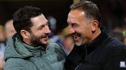 Beierlorzer wird Schwarz-Nachfolger bei Mainz 05