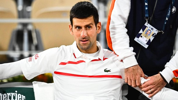 Wieder Vorwürfe an Djokovic