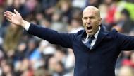 Das Glück des Zinédine Zidane