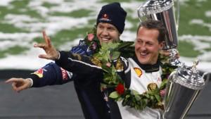 Deutsche Revanche für die Formel 1