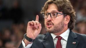 Der Trainer, der den Bayern-Präsidenten überzeugt hat