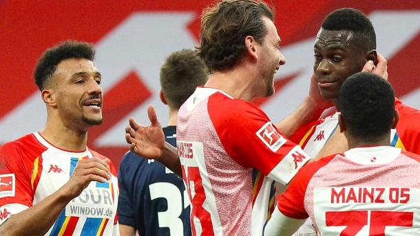 """Ein Mainzer Sieg – """"mehr wert als drei Punkte"""""""