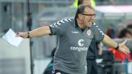 St. Pauli verpasst den Sprung an die Spitze
