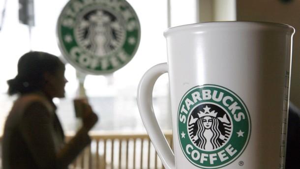 Starbucks soll 2,8 Milliarden Dollar zahlen