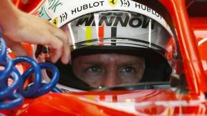 Vettel und Ferrari verpokern sich völlig