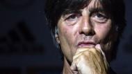 Wie geht es weiter mit der Nationalmannschaft? Bundestrainer Joachim Löw.