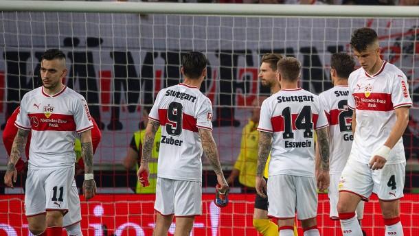 Die erstaunliche Ratlosigkeit des VfB