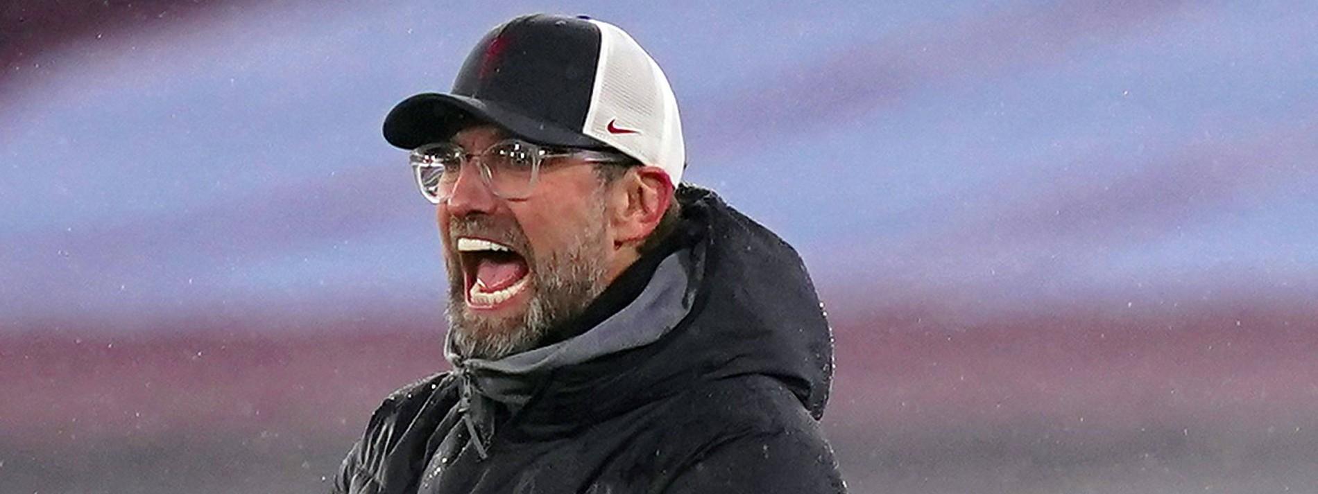 Alles geht schief beim FC Liverpool