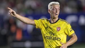 Weiterer Zwischenfall um Mesut Özil