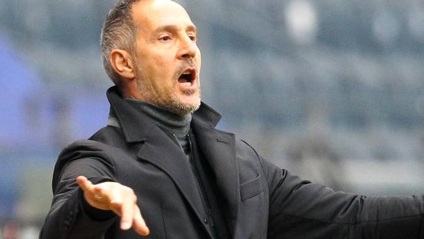 Wie Eintracht Frankfurt endlich wieder gewinnen will