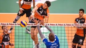 Berlins Volleyballer wieder deutscher Meister